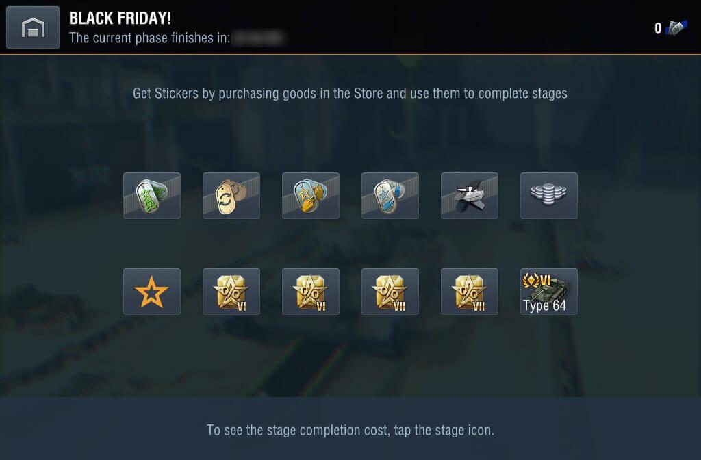 Black Friday! | World of Tanks Blitz