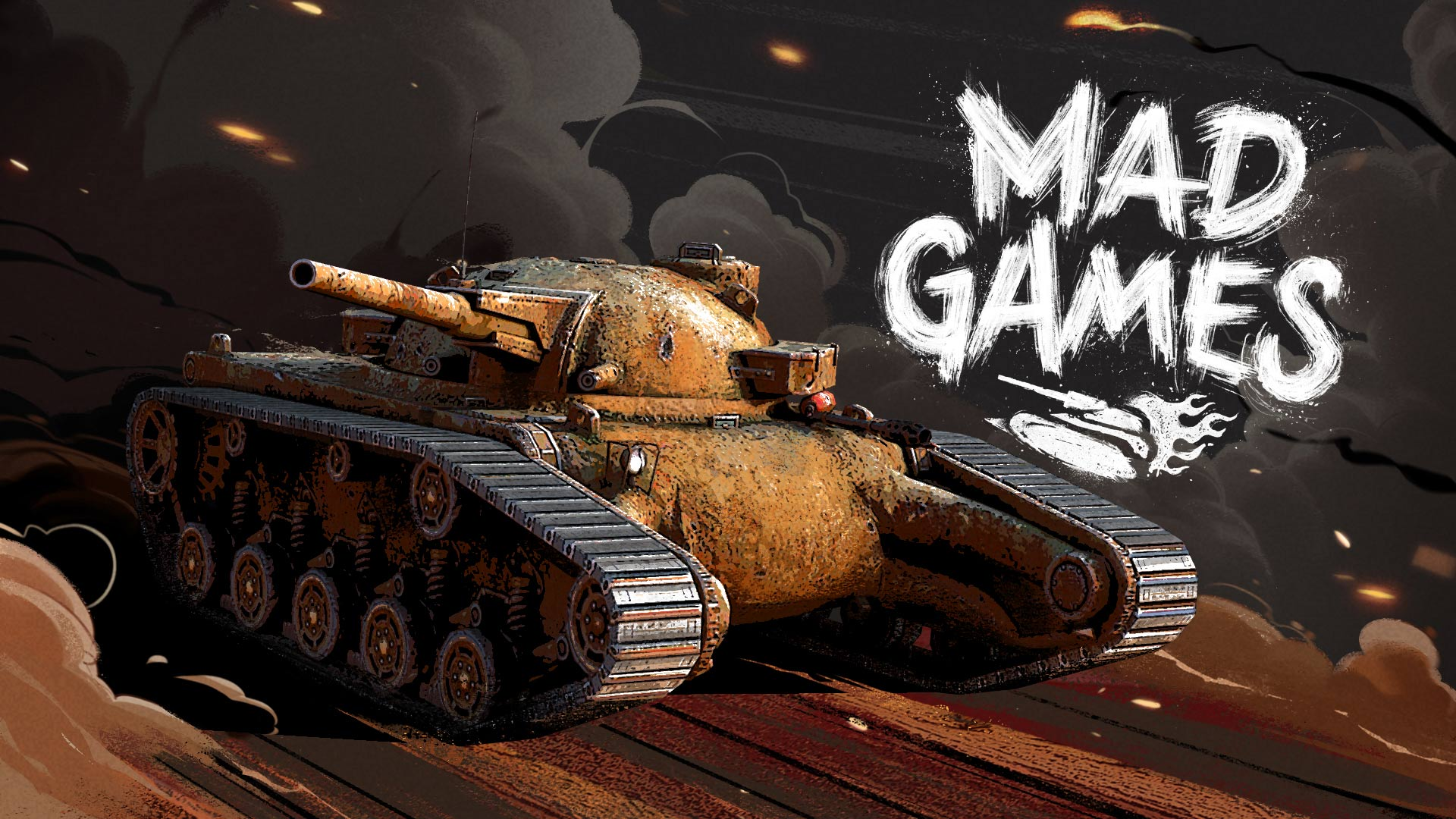 How To Get The Scavenger World Of Tanks Blitz