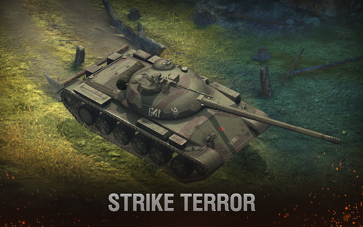 New Camouflage in Update 4 1 | World of Tanks Blitz