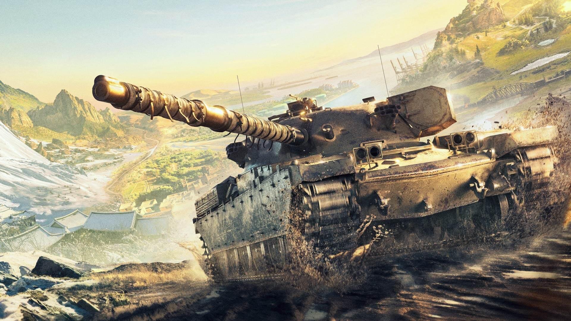 Royal Chieftain Mk 6 | World of Tanks Blitz