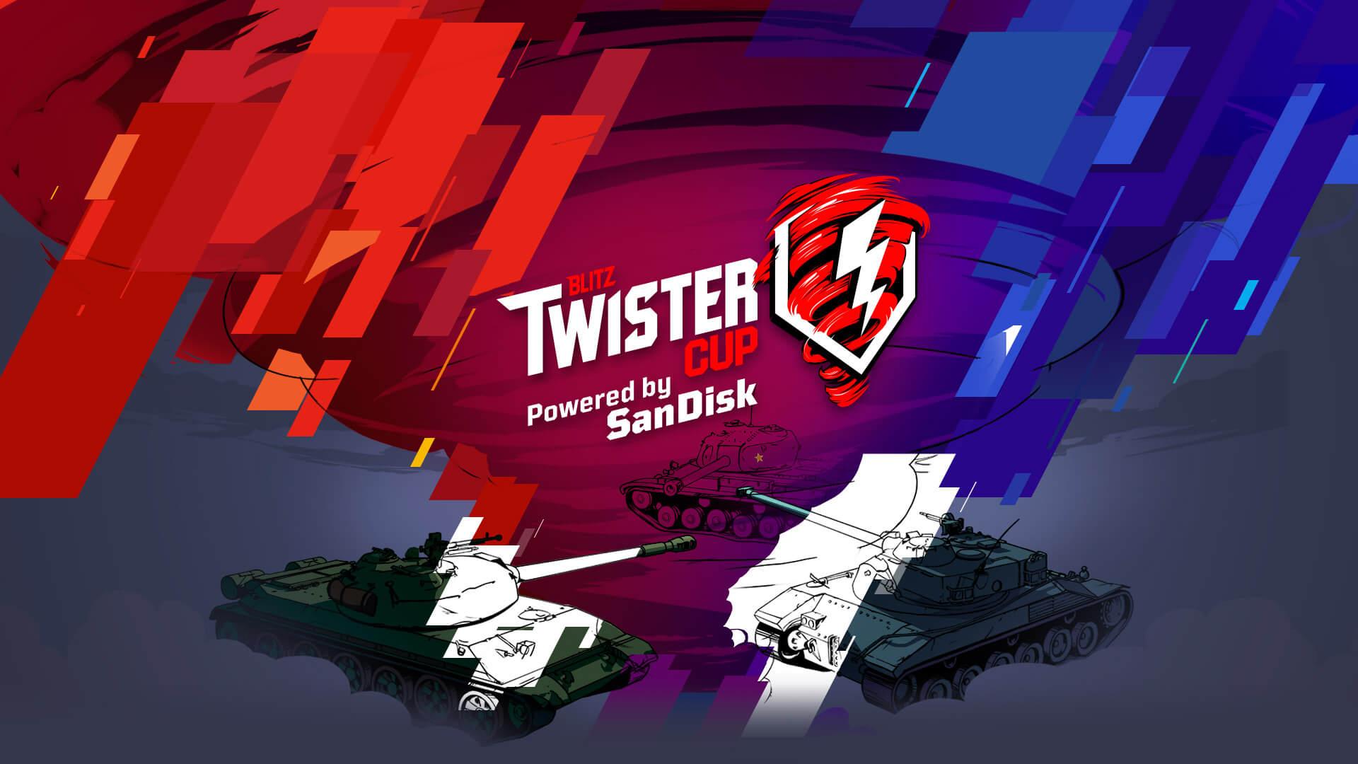 Blitz Twister Cup Finals | World of Tanks Blitz