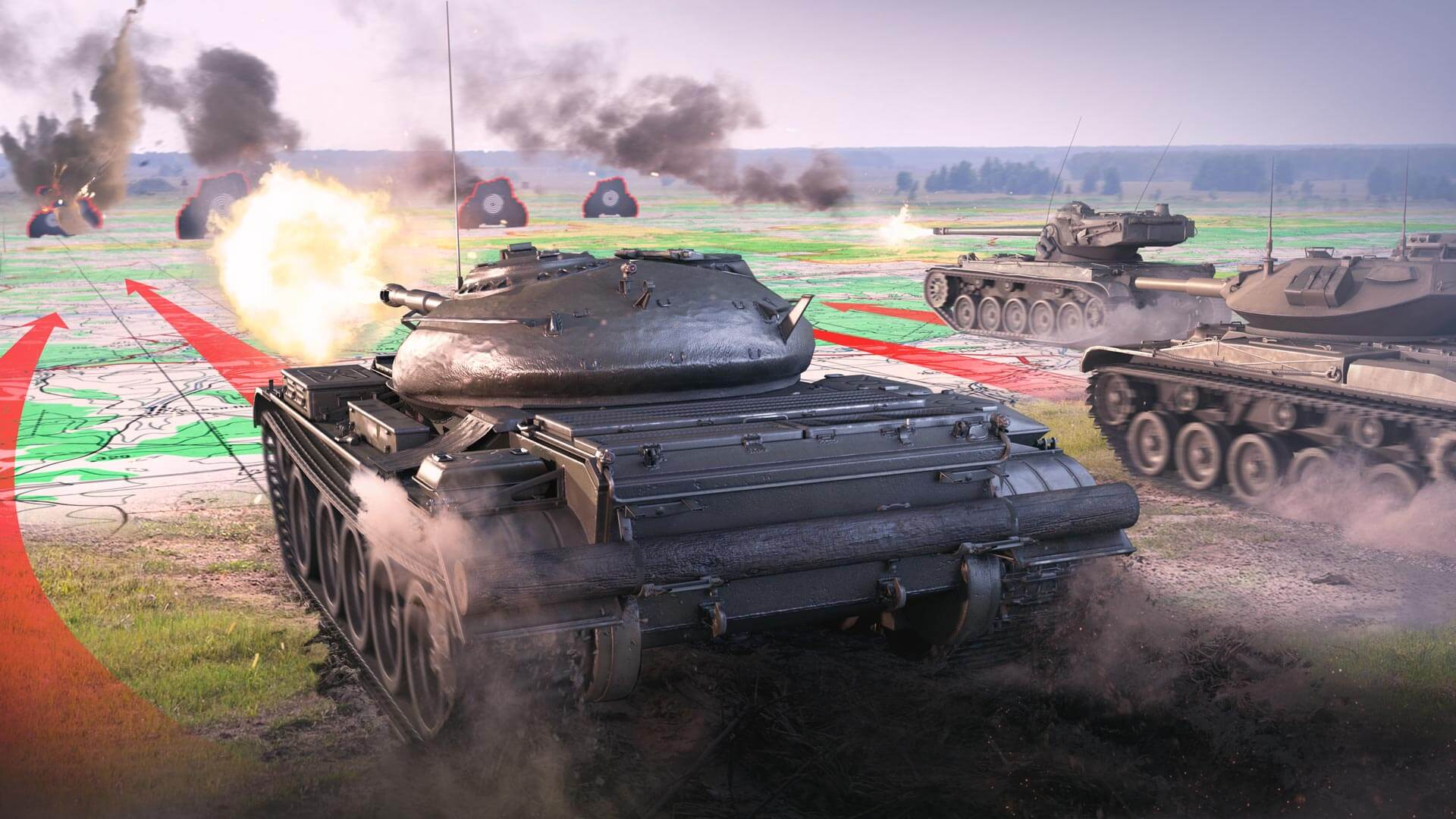 New Missions World Of Tanks Blitz