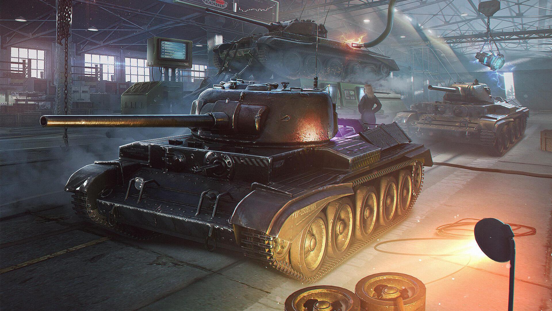 Y5 | World of Tanks Blitz