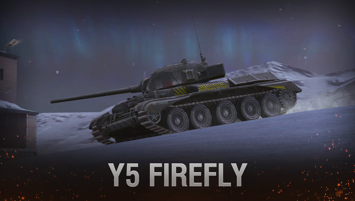 Y5 | World of Tanks Blitz