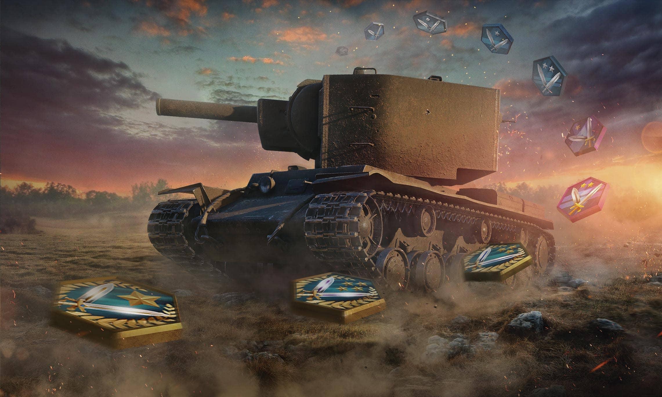 10 Avatars for Your Victorious Battles | World of Tanks Blitz