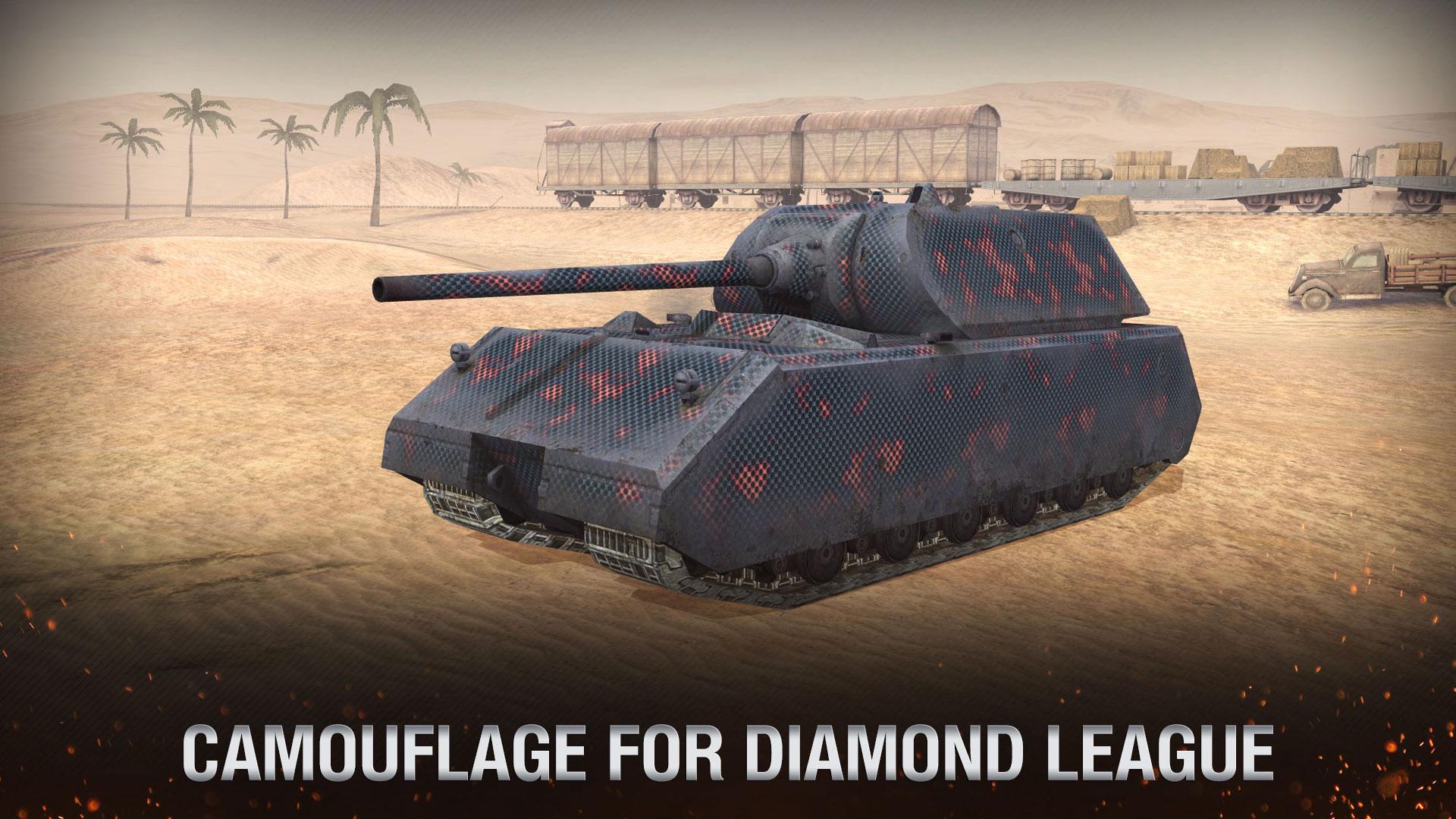 Spring Season Rating Battles   World of Tanks Blitz