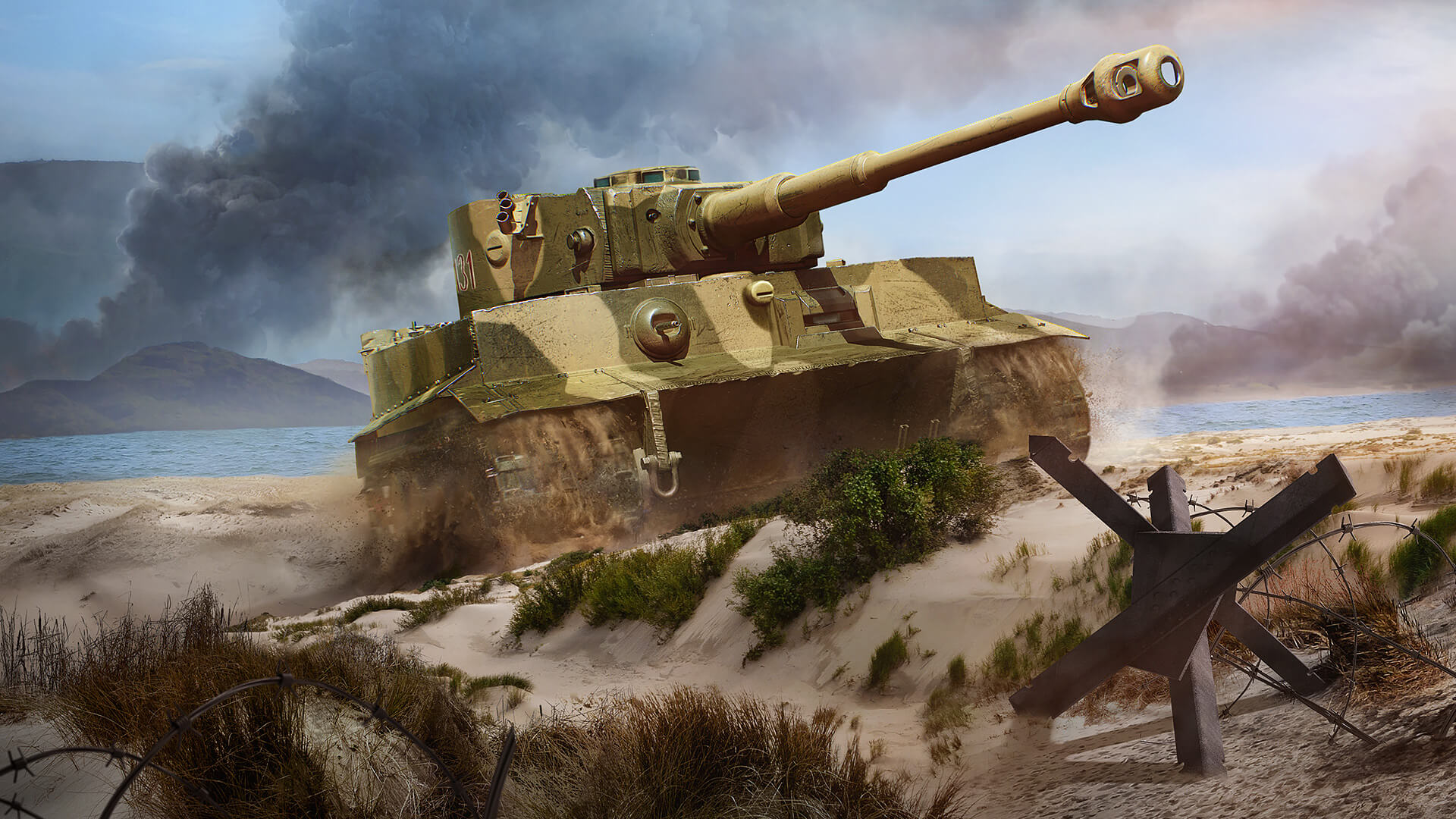Wot Tiger 1 Review Is Vs Tiger I 2019 10 01