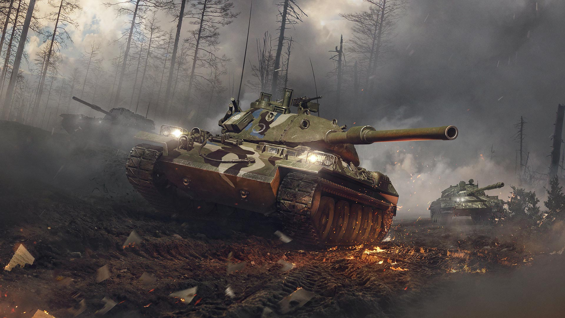 Update 5.10 | World of Tanks Blitz