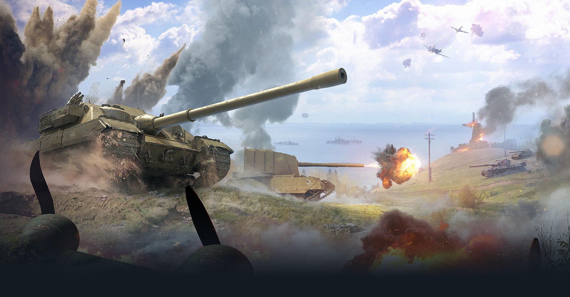 6dc268afa3 Home   World of Tanks Blitz