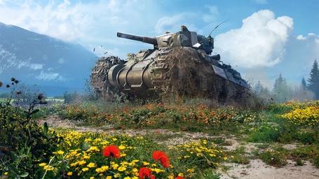 Hafen: The Symbol of Victory!   World of Tanks Blitz