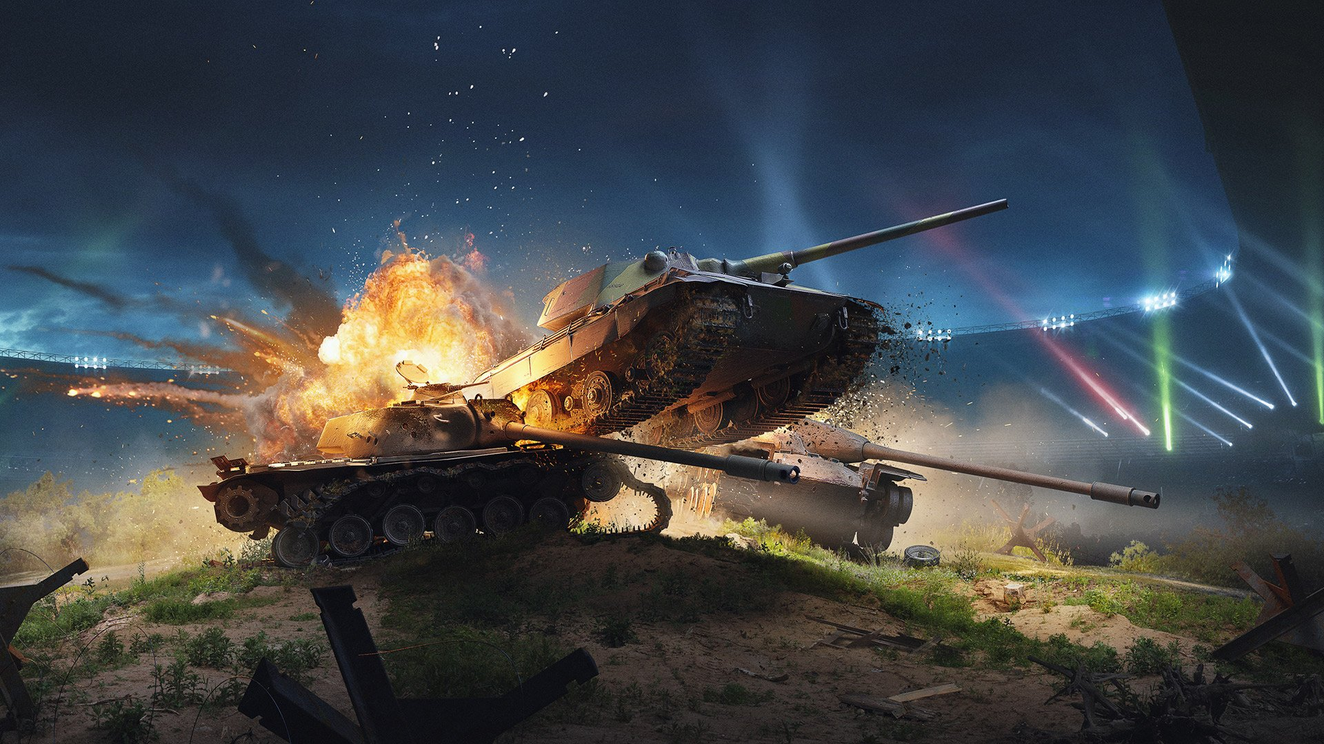Off-Season Championship in June | World of Tanks Blitz