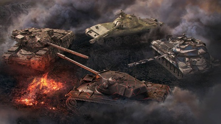 Choose your avatar in Update 5 6! | World of Tanks Blitz