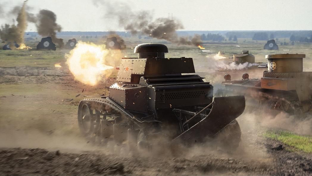 Update 5 0 | World of Tanks Blitz