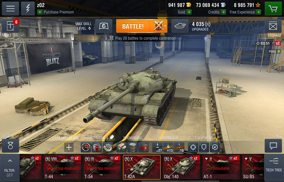 World of tanks modules matchmaking