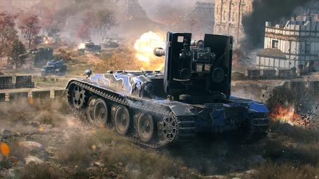 Update 5 7 | World of Tanks Blitz